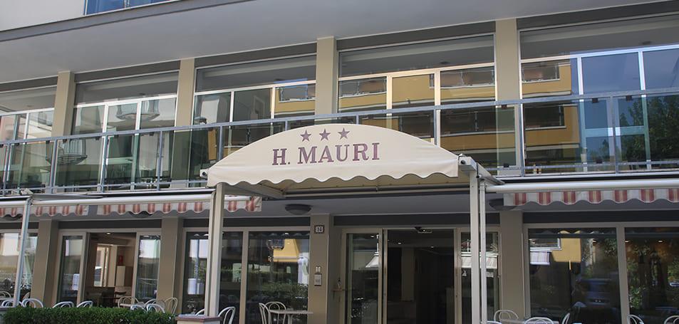 Hotel Mauri Marebello gruppi indimenticabile